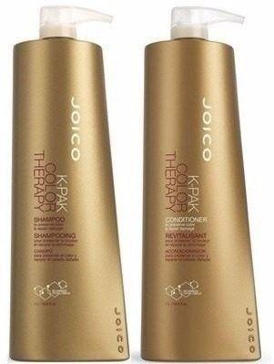 Kit Joico K-pak Colortherapy Shampoo E Condicionador 1000 Ml
