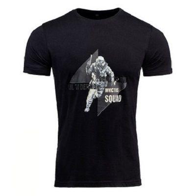 Camiseta Invictus T-Shirt Concept Blive