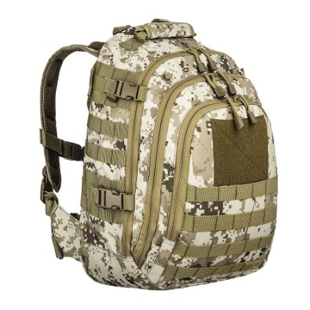 Mochila Invictus Legend Digital Deserto 35 Litros