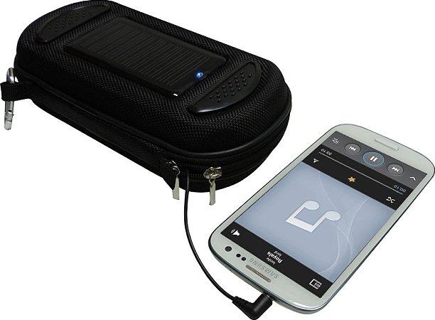Carregador Solar Speaker - Guepardo