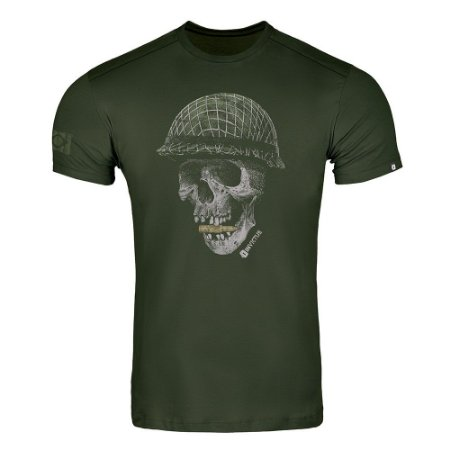 Camiseta Invictus T-Shirt Concept Hungry