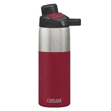 Garrafa Camelbak Térmica Chute Mag Vacuum 600ML Vermelho