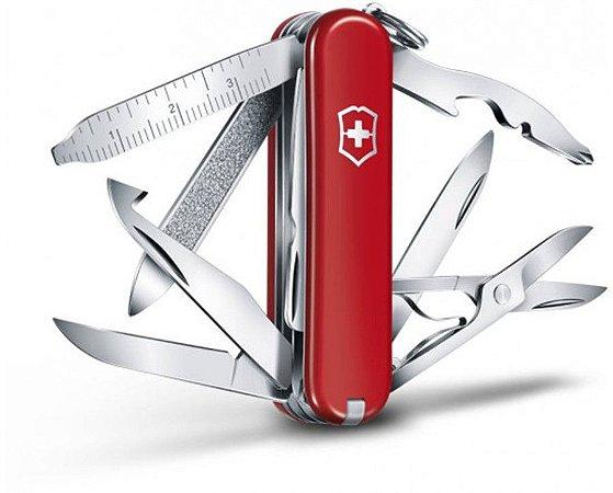 Canivete Victorinox Midnite MiniChamp Vermelho 0.6386
