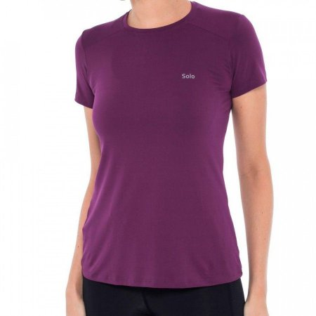 Camiseta Feminina Solo ION UV com Proteção Solar UVA