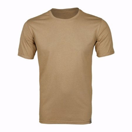 Camiseta Tática Bélica Soldier Coyote