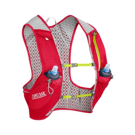 Mochila de Hidratação Camelbak Nano Vest Corrida Vermelha