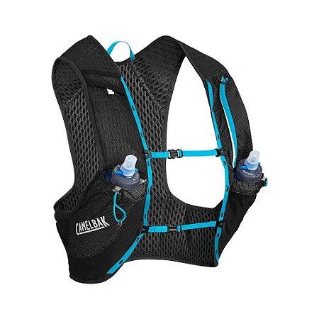 Mochila de Hidratação Camelbak Nano Vest Corrida Preta