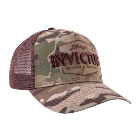 Boné Invictus Shadow Multicam