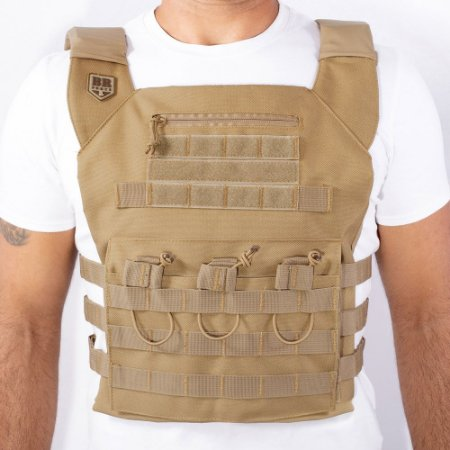 Plate Carrier BR Force Gladiador Coyote