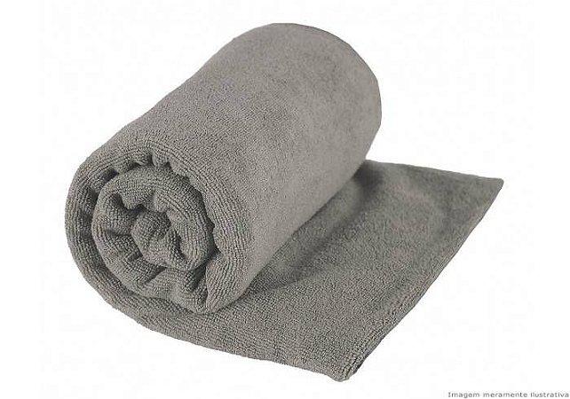 Toalha Sea to Summit Tek Towel M Cinza