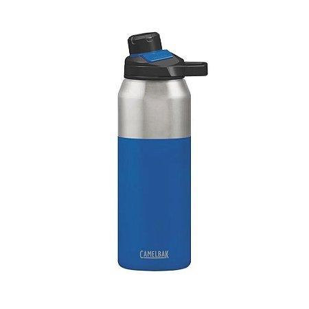 Garrafa Camelbak Térmica Chute Mag Vacuum 1L Azul