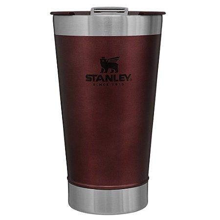 Copo Térmico Stanley 473ml Roxo