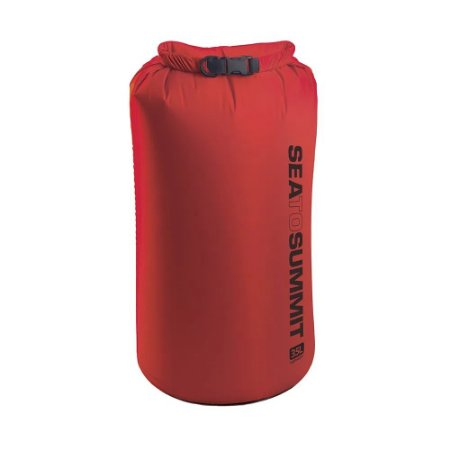 Saco Estanque Sea to Summit Dry Sack XXL 35 Litros Vermelha