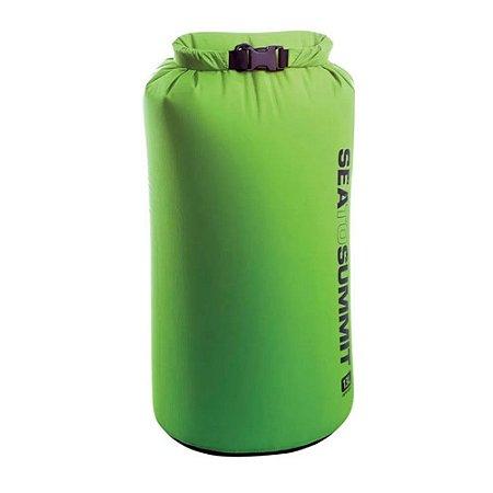 Saco Estanque Sea to Summit Dry Sack L 13 Litros Verde