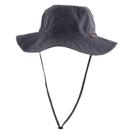 Chapéu Australiano Hard Adventure UV50+ Cinza