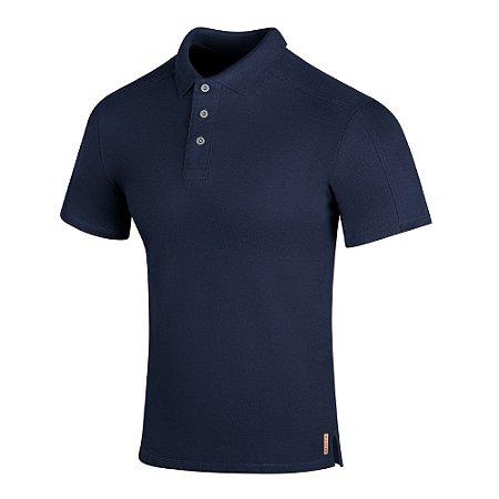Camisa Polo Invictus Hero Azul Indigo