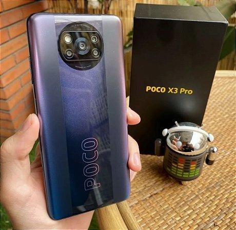 Smartphone Xiaomi Poco X3 Pro 128GB 6GB NFC Global Black