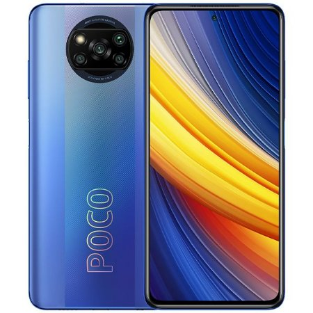 Smartphone Xiaomi Poco X3 Pro 128GB 6GB NFC Global Azul (Frost Blue)