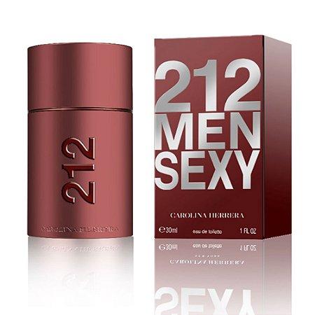 PERFUME 212 MEN SEXY 100ML