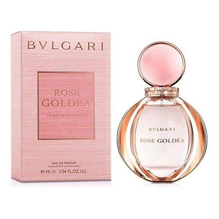 PERFUME BVLGARI ROSE GOLDEA 90ML