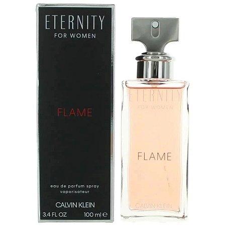 PERFUME CALVIN KLEIN ETERNITY FOR WOMEN FLAME 100ML