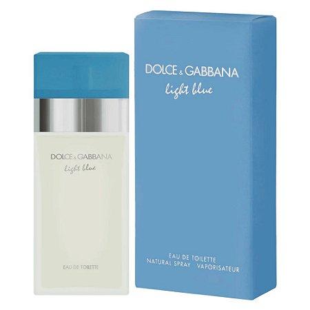 PERFUME DOLCE GABBANA LIGHT BLUE 100ML