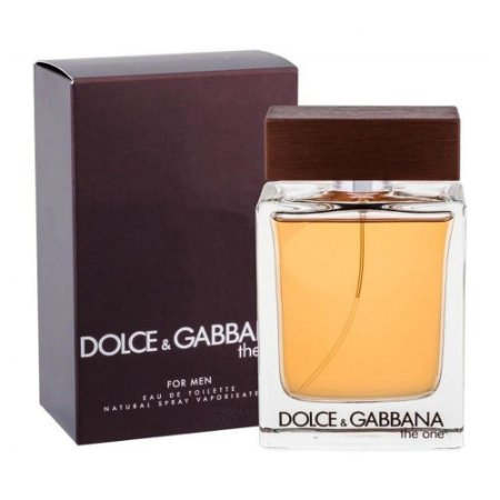 PERFUME DOLCE GABBANA THE ONE TOILETTE 50ML