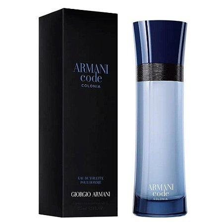 PERFUME GIORGIO ARMANI ARMANI CODE 125ML