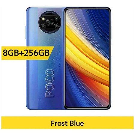 Smartphone Poco X3 PRO 256gb 8gb RAM – Blue