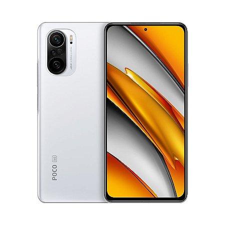 SMARTPHONE POCO F3 128GB 6RAM - Branco