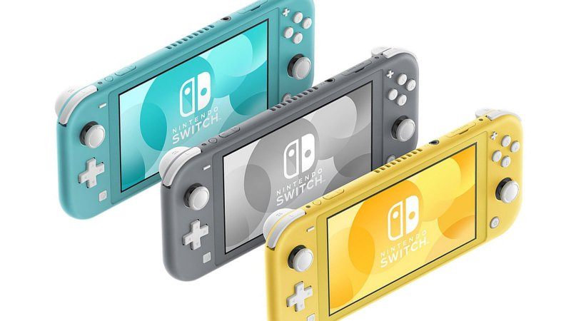 Video Game Console Nitendo Switch Lite