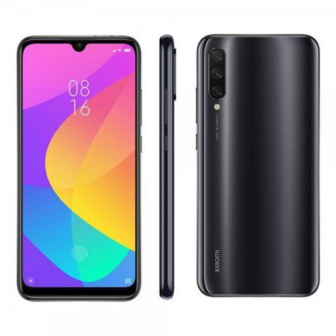 Smartphone Xiaomi Mi A3 64gb 4Ram Preto