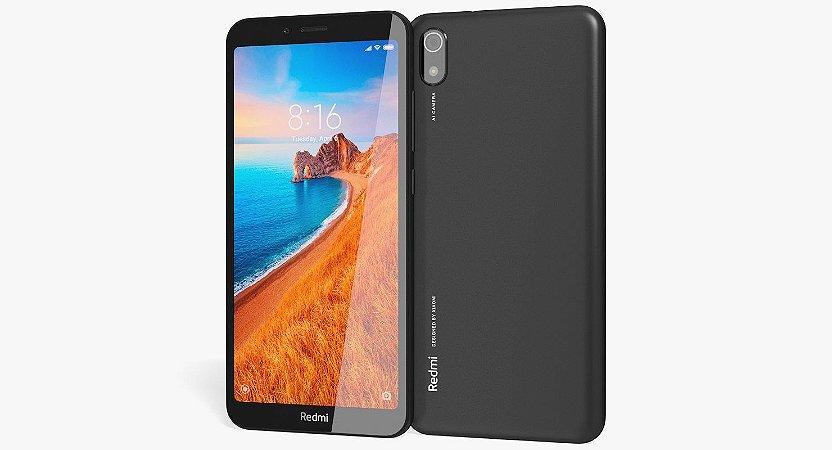 Smartphone Xiaomi Redmi 7A 32gb 2Ram Preto