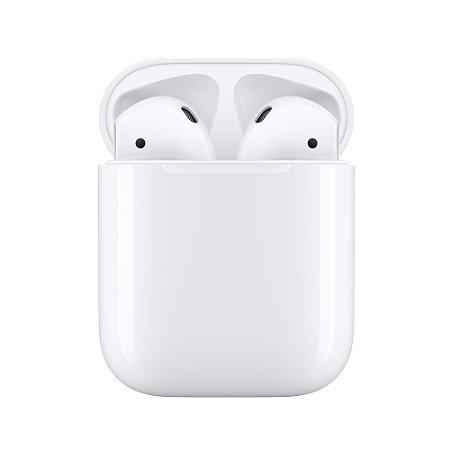 Fone De Ouvido Apple AirPods 2° Geração S/indução