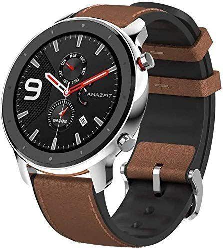 Relógio Smartwatch Xiaomi Amazfit Gtr 47mm Stainless Steel