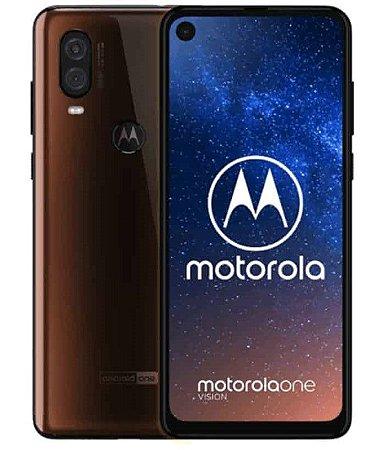 Smartphone Motorola One Vision 128gb 4Ram Bronze