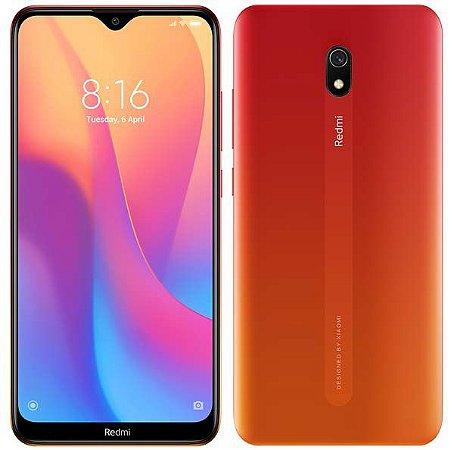 Smartphone Xiaomi Redmi 8A 32gb 2Ram Vermelho