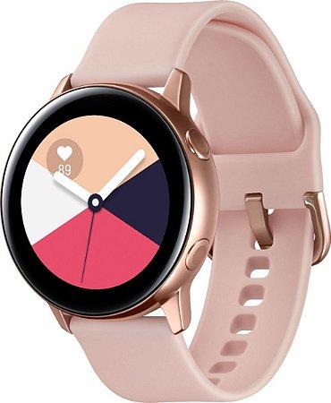 Relógio Smartwatch Samsung Active Rose SM- r500