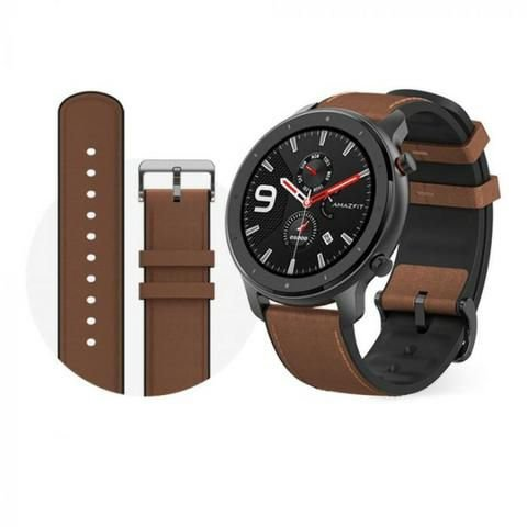 Relógio smartwatch Xiaomi amazfit Gtr 47mm Aluminium