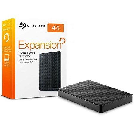 HD Externo Seagate 4Tb