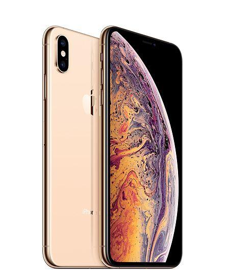 iPhone xs Max 256gb Gold seminovo de vitrine