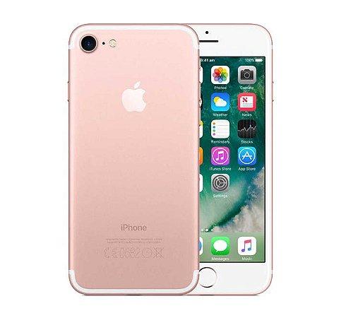 iPhone 7 128gb Rosa SemiNovo de Vitrine