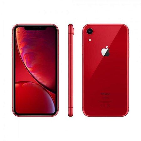 iPhone xr 64gb Vermelho SemiNovo de Vitrine
