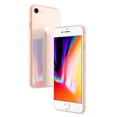iPhone 8 64gb Gold SemiNovo de Vitrine