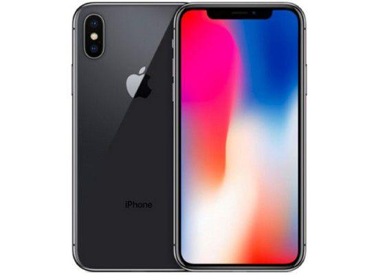 iPhone X 64gb Preto SemiNovo de Vitrine