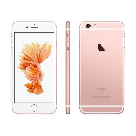 iPhone 6s 64gb Rosa Semi Novo de Vitrine