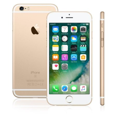 iPhone 6s 64gb Dourado Semi Novo de Vitrine