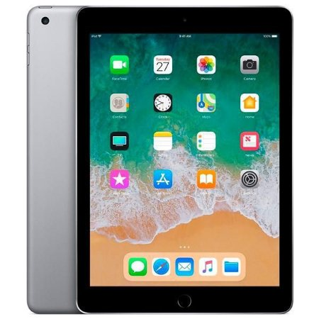 Apple iPad 6° 128gb wi-fi Cinza Espacial