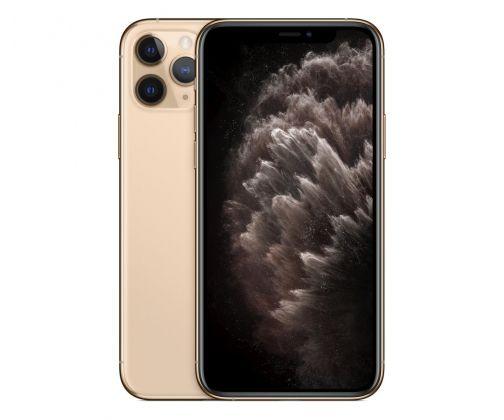 "Apple iPhone 11 Pro Max 64GB Super Retina OLED 6.5"" Tripla 12/12MP iOS - Diourado - Lacrado na caixa - 1 Ano de Garantia Apple."