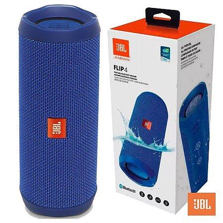 Speaker JBL Flip 4 Azul